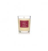 Relaxačná sviečka darčeková v skle malá zimné pohladenie