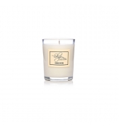 Svadobná sviečka darčeková v skle malá vanilka a figa