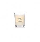 Vianočná sviečka darčeková v skle malá vanilka a figa